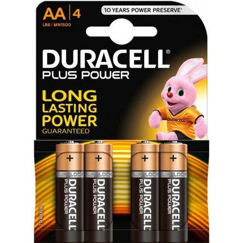 Duracell Plus Power Batterier thumbnail