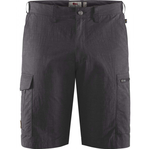 Fjällräven Travellers MT Shorts Dark Grey thumbnail