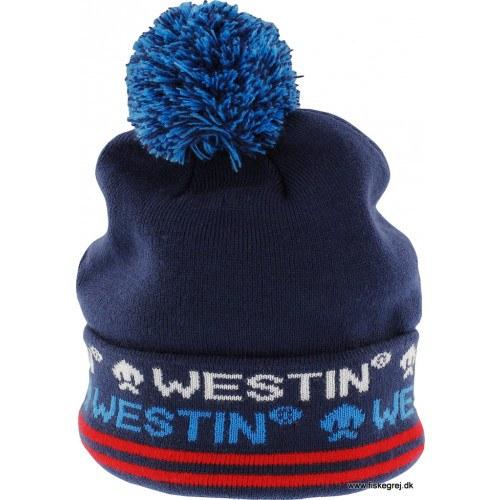 Image of   Westin Snowroller Beanie Deep Blue