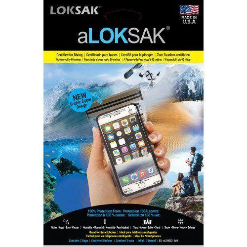 Image of   aLoksak 2pak 3x6 (7,9x12,38)