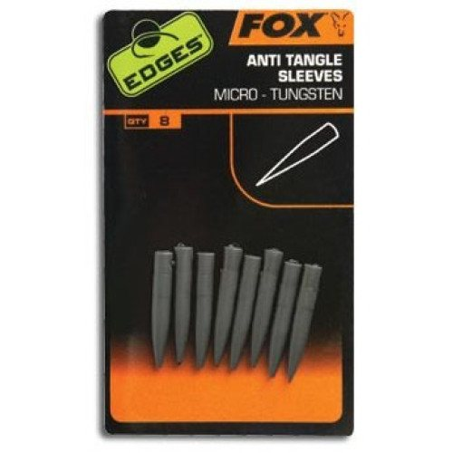 Fox Edges Anti Tangle Sleeves Tungsten Micro thumbnail