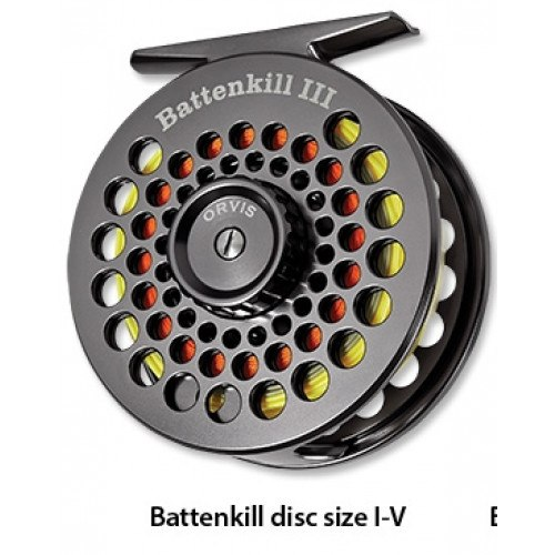 Image of   Orvis Battenkill Disc