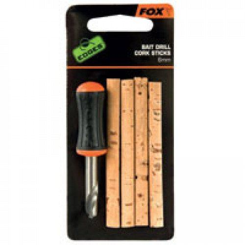 Fox Edges Bait Drill & Cork Sticks 6mm thumbnail