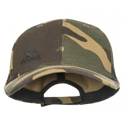 Trespass Carrigan Cap Jungle Camo thumbnail