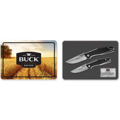 Buck 246 & 247 Combo