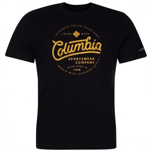 Columbia Path Lakeâ?¢ Graphic T-Shirt Black Round Bou