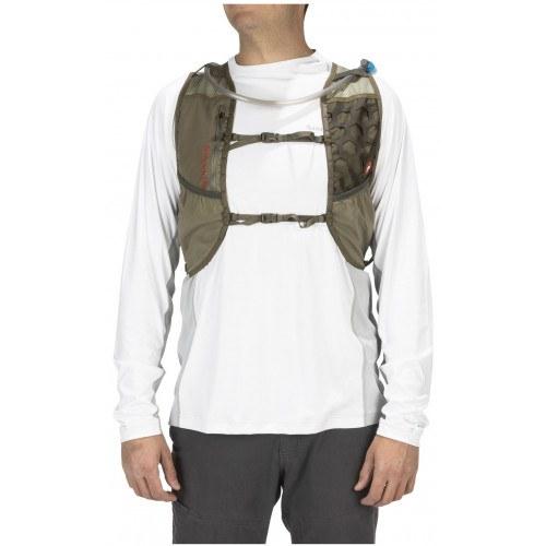 Simms Flyweight Pack Vest Tan L/XL thumbnail