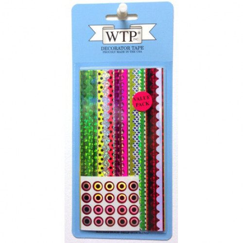 Image of   WTP Decorator Tape Value Pack