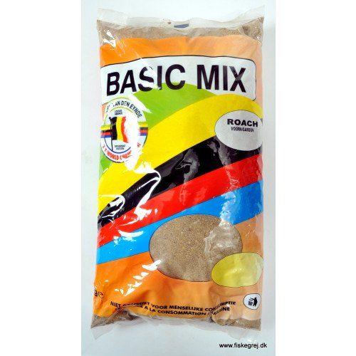 M.V.D. Eynde Basic Mix Skalle 2,5kg thumbnail