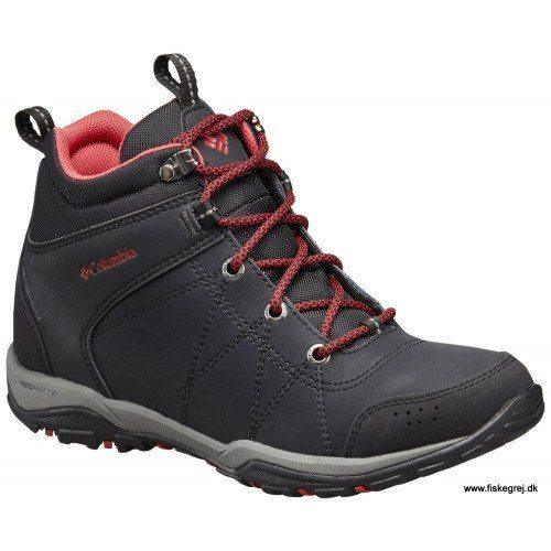 Columbia Peakfreak XCRSN II Mid Leather Brun thumbnail
