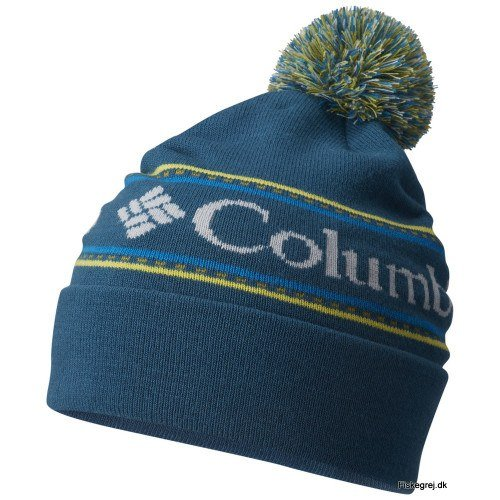 Image of   Columbia CSC Logo Beanie Blå