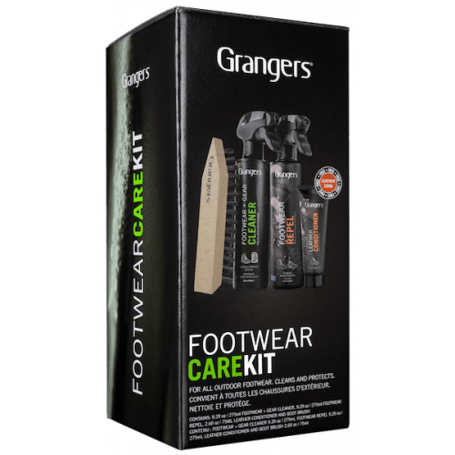 Image of   Granger´s Footwear Care Kit