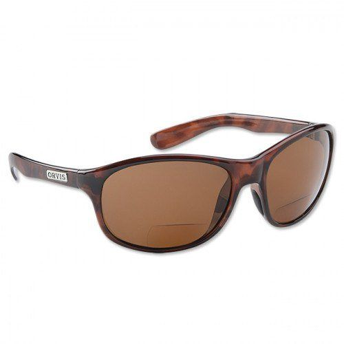 Image of   Orvis Superlight Magnifier Amber Solbrille +2,0
