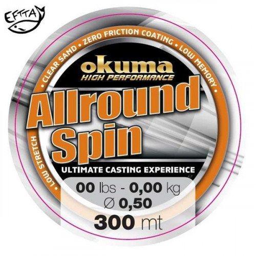 Image of   Okuma Allround Line 300m