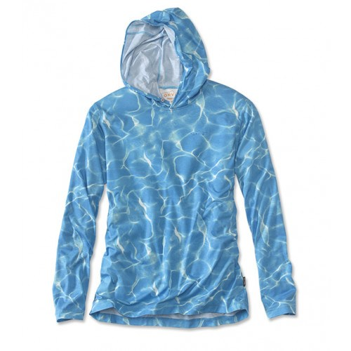 Image of   Orvis Drirelease Pullover Hoodie Waterprint