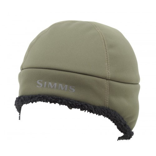 Image of   Simms ExStream Windbloc Beanie Loden