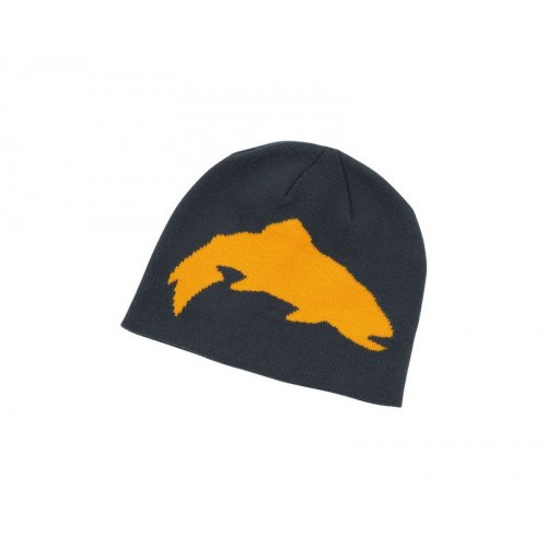 Image of   Simms Trout Logo Beanie Admiral Blue