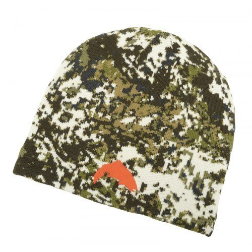 Image of   Simms Trout Camo Beanie River Camo