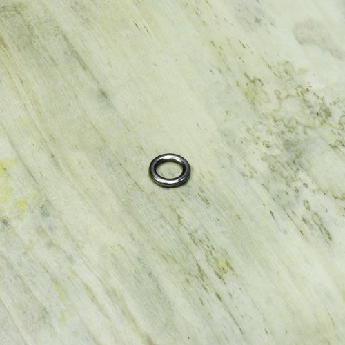 Grizzly Solid Stainless Steel Ring 3,5mm thumbnail
