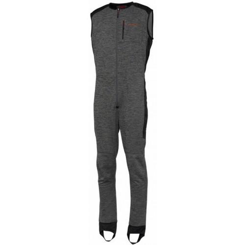 Scierra Insulated Body Suit Pewter Grey Melange