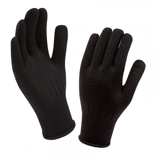 Image of   Sealskinz Merino handske