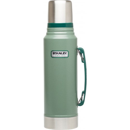 Image of   Stanley Classic Vac Bottle 1,0 Green