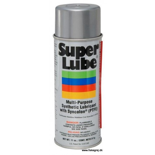 Image of   Super Lube Olie Spray