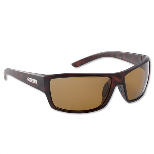 Image of   Orvis Superlight Tailout Amber Solbrille