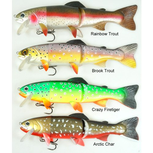 Westin Tommy The Trout Hybrid 250mm