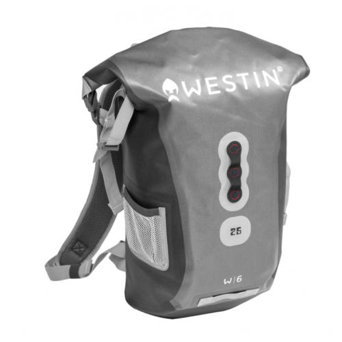 Westin W6 Roll-Top Backpack Silver/Grey 25L thumbnail