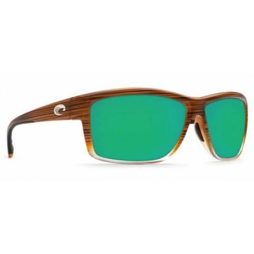 Image of   Costa Mag Bay 580P Wood Fade/Green Mirror