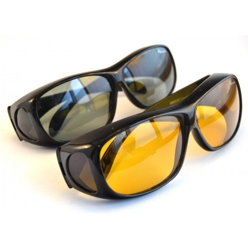 Xstream Cover Solbrille Yellow thumbnail
