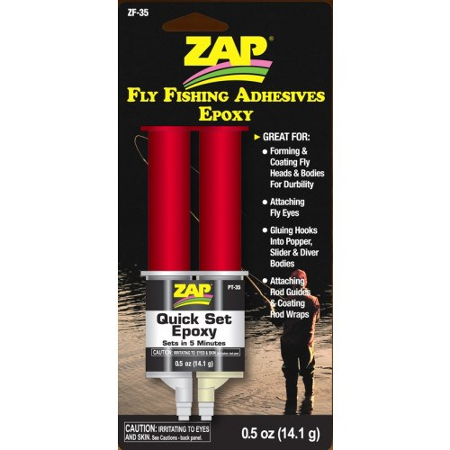 Zap Quick Set Epoxy ZF-35 thumbnail
