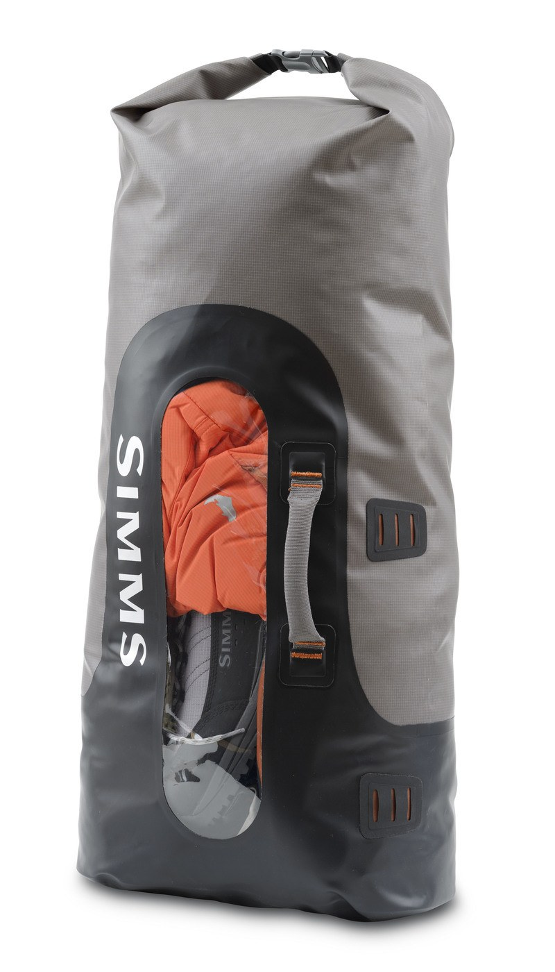 Simms Dry Creek Roll Top Greystone