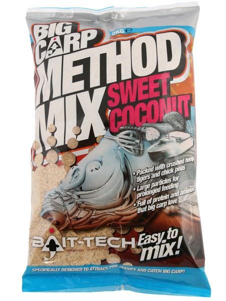 Bait-Tech Sweet Coconut Method Mix
