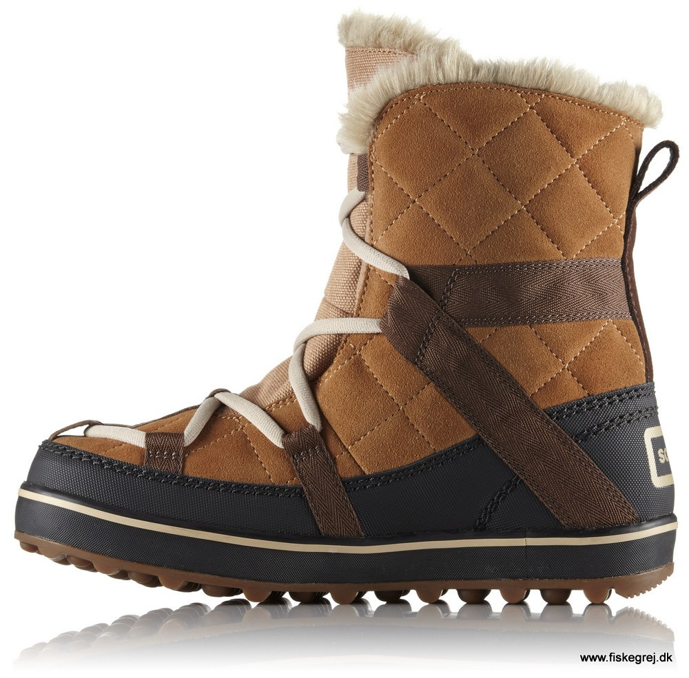 Sorel Glacy Explorer Shortie Brun