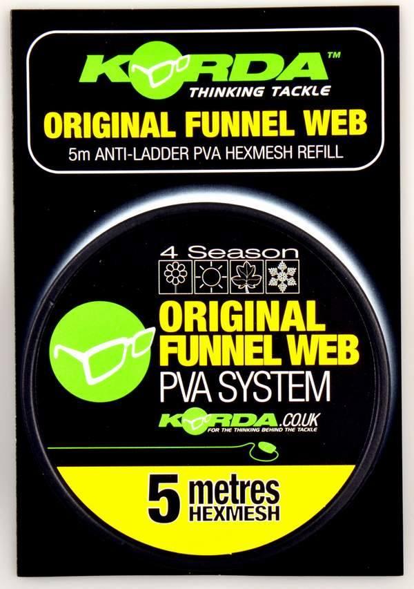 Korda funnelweb Pva system 5m refill