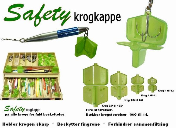 Safety Krogkappe