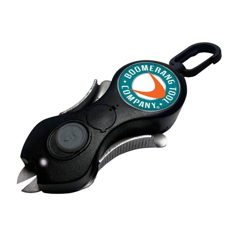 Boomerang The Snip med LED lys