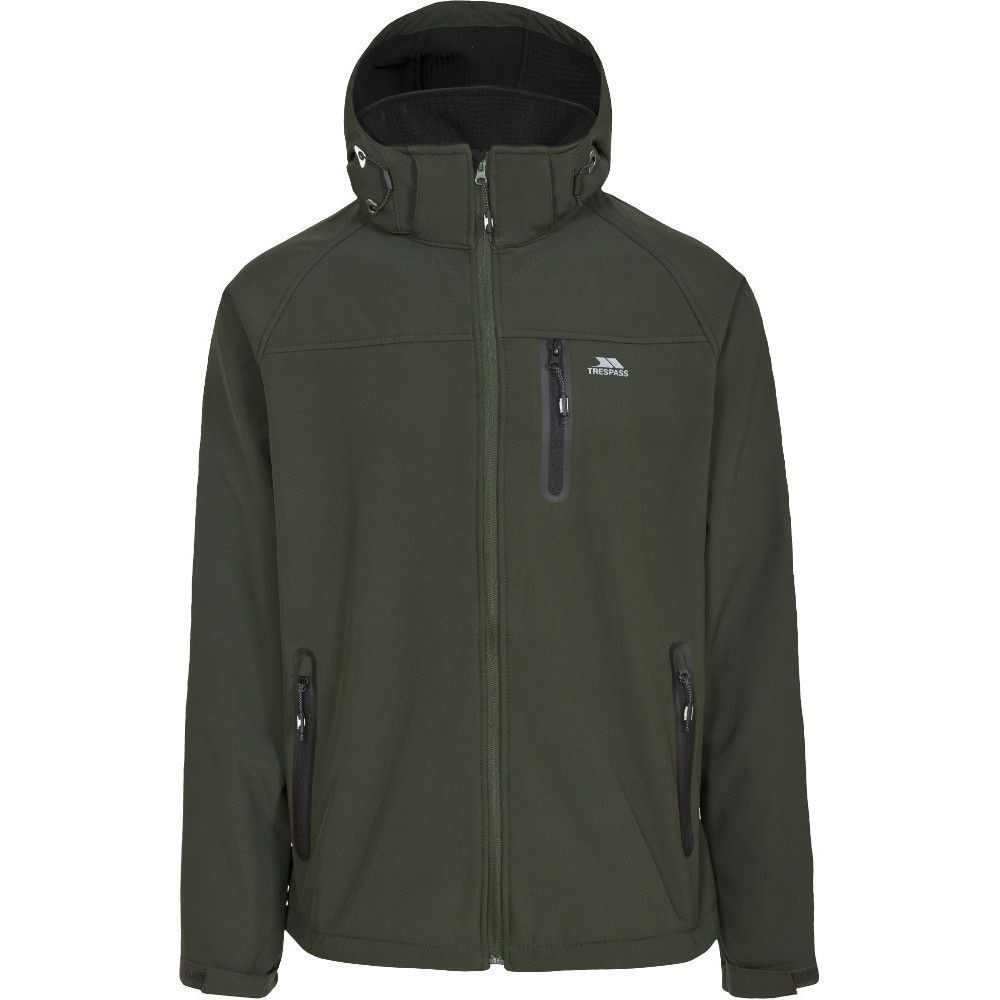 Trespass Accelerator II Softshell Oliven