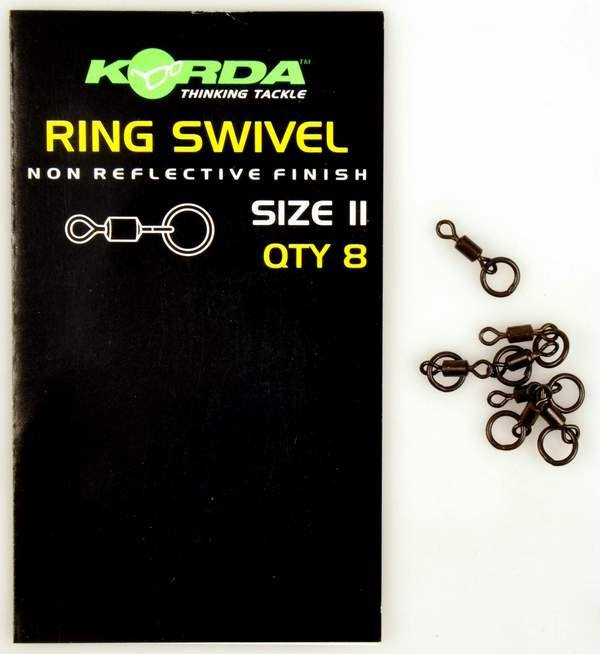 Korda Svirvel m.ring Str.11