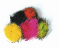The Fly Co. Arctic Fox Tail