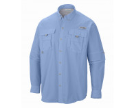 Columbia Bahama II LS Skjorte Blå