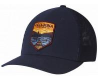 Columbia Mesh Ballcap Blå