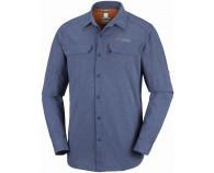 Columbia Irico LS Skjorte Blå