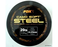 Fox Camo Soft Steel