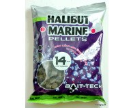 Bait-Tech Halibut Marine Pellets 900gr