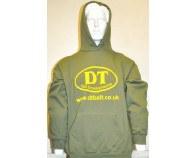 DT Bait Hættetrøje Grøn