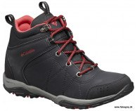 Columbia Peakfreak XCRSN II Mid Leather Brun