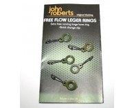 John Roberts Free Flow Leger Rings